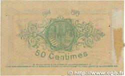 50 Centimes FRANCE régionalisme et divers ALBI - CASTRES - MAZAMET 1914 JP.005.01 SUP