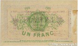 1 Franc FRANCE régionalisme et divers Albi - Castres - Mazamet 1914 JP.005.05 TTB+
