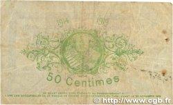50 Centimes FRANCE régionalisme et divers  1914 JP.005.08 TB