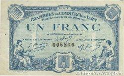 1 Franc FRANCE régionalisme et divers ALBI - CASTRES - MAZAMET 1917 JP.005.13 TTB+