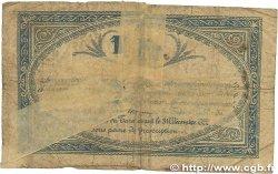1 Franc FRANCE régionalisme et divers ALBI - CASTRES - MAZAMET 1917 JP.005.13 B