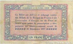 1 Franc FRANCE régionalisme et divers Alencon et Flers 1915 JP.006.04 TTB