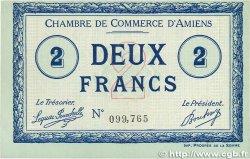 2 Francs FRANCE régionalisme et divers Amiens 1915 JP.007.18 SUP