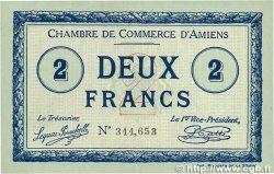 2 Francs FRANCE régionalisme et divers Amiens 1915 JP.007.31 SUP