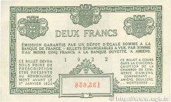 2 Francs FRANCE régionalisme et divers AMIENS 1922 JP.007.57 SUP+