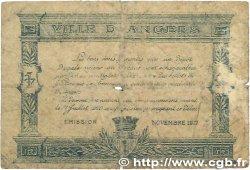 25 Centimes FRANCE régionalisme et divers ANGERS 1917 JP.008.04 B