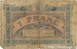 1 Franc FRANCE régionalisme et divers ANNONAY 1917 JP.011.20 B