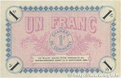 1 Franc FRANCE régionalisme et divers Auxerre 1915 JP.017.01 SUP