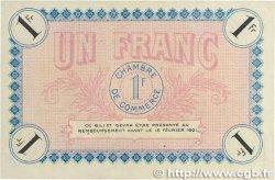 1 Franc FRANCE régionalisme et divers AUXERRE 1916 JP.017.08 SUP