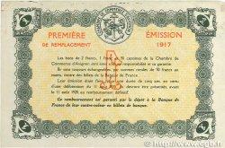 1 Franc FRANCE régionalisme et divers Avignon 1915 JP.018.17 TTB+