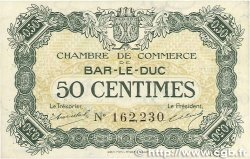 50 Centimes FRANCE régionalisme et divers Bar-Le-Duc 1920 JP.019.07 SUP