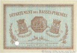 50 Centimes FRANCE régionalisme et divers BAYONNE 1916 JP.021.25 SUP+