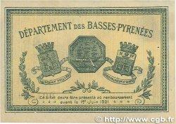 1 Franc FRANCE régionalisme et divers Bayonne 1916 JP.021.32 pr.SPL