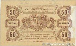 50 Centimes FRANCE régionalisme et divers Beauvais 1920 JP.022.01 TTB+