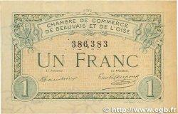 1 Franc FRANCE régionalisme et divers BEAUVAIS 1920 JP.022.02 SUP