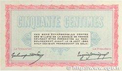50 Centimes FRANCE régionalisme et divers BELFORT 1915 JP.023.03 SPL