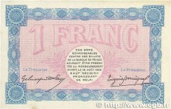 1 Franc FRANCE régionalisme et divers BELFORT 1915 JP.023.11 SUP+