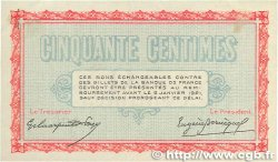 50 Centimes FRANCE régionalisme et divers Belfort 1916 JP.023.17 TTB+
