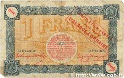 1 Franc FRANCE régionalisme et divers BELFORT 1918 JP.023.45 B