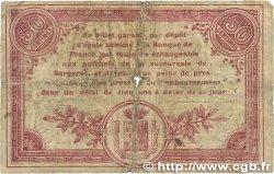 50 Centimes FRANCE régionalisme et divers BERGERAC 1914 JP.024.10 B