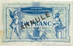 1 Franc FRANCE régionalisme et divers Bergerac 1920 JP.024.37 SUP+