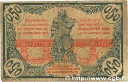 50 Centimes FRANCE régionalisme et divers BÉZIERS 1918 JP.027.22 B