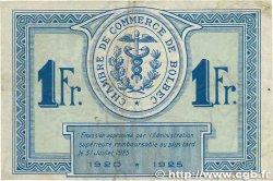 1 Franc FRANCE régionalisme et divers BOLBEC 1920 JP.029.05 TTB