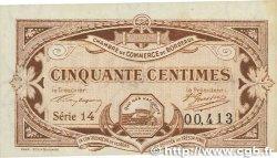 50 Centimes FRANCE régionalisme et divers Bordeaux 1917 JP.030.20 SUP