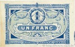 1 Franc FRANCE régionalisme et divers BORDEAUX 1917 JP.030.21 SUP+