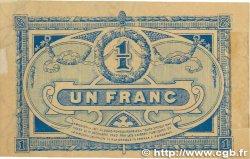 1 Franc FRANCE régionalisme et divers Bordeaux 1917 JP.030.21 TTB+