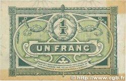1 Franc FRANCE régionalisme et divers BORDEAUX 1920 JP.030.26 TTB