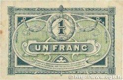1 Franc FRANCE régionalisme et divers BORDEAUX 1920 JP.030.26 pr.TTB
