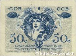 50 Centimes FRANCE régionalisme et divers BORDEAUX 1921 JP.030.28 TTB