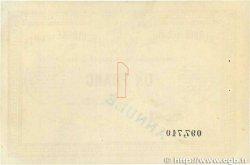 1 Franc FRANCE régionalisme et divers BOULOGNE-SUR-MER 1914 JP.031.04var. SPL