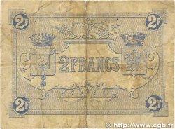 2 Francs FRANCE régionalisme et divers Boulogne-Sur-Mer 1920 JP.031.28 B