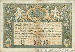50 Centimes FRANCE régionalisme et divers BOURGES 1915 JP.032.01 TTB