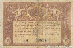 1 Franc FRANCE régionalisme et divers Bourges 1915 JP.032.06 TB