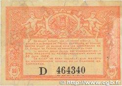 50 Centimes FRANCE régionalisme et divers BOURGES 1915 JP.032.08 TTB
