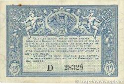 1 Franc FRANCE régionalisme et divers BOURGES 1917 JP.032.09 TTB