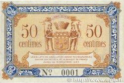 50 Centimes FRANCE régionalisme et divers Brive 1918 JP.033.01 SUP