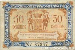50 Centimes FRANCE régionalisme et divers Brive 1918 JP.033.01 TTB