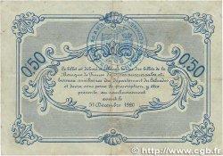 50 Centimes FRANCE régionalisme et divers Caen et Honfleur 1915 JP.034.04 TTB