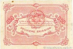 50 Centimes FRANCE régionalisme et divers Caen et Honfleur 1915 JP.034.12 SUP