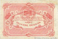 50 Centimes FRANCE régionalisme et divers Caen et Honfleur 1915 JP.034.12 TTB