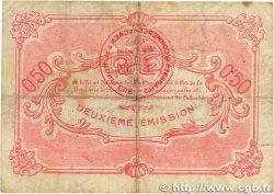 50 Centimes FRANCE régionalisme et divers Caen et Honfleur 1915 JP.034.12 TB