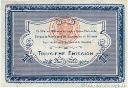 1 Franc FRANCE régionalisme et divers CAEN ET HONFLEUR 1918 JP.034.18 TTB