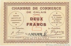 2 Francs FRANCE régionalisme et divers  1914 JP.036.05var. pr.SPL
