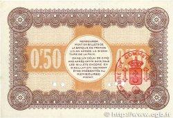 50 Centimes FRANCE régionalisme et divers Calais 1915 JP.036.11 SPL