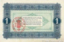 1 Franc FRANCE régionalisme et divers Calais 1915 JP.036.15 SUP+