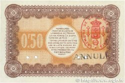 50 Centimes FRANCE régionalisme et divers CALAIS 1916 JP.036.24 SUP+